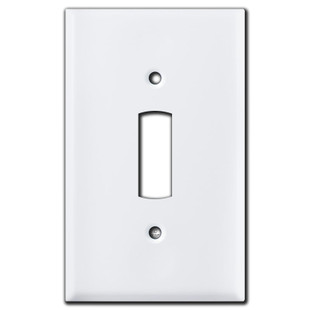 Single Vintage Toggle Switch Cover