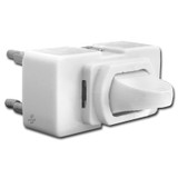 White Trigger Style Low Voltage Momentary Despard Switches