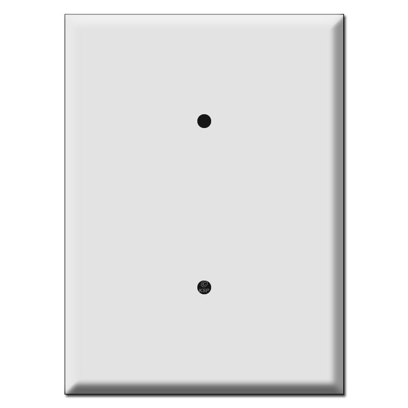 Largest 75 Oversized 1 Blank Electrical Wall Plate Covers