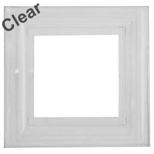 Clear Switch Plate Extenders