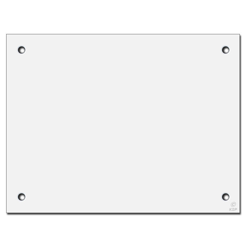 10\  x 8\  Flat Panel Wall Plate Cover for Large Hole - Corner Screws  sc 1 st  Kyle Switch Plates & 10\