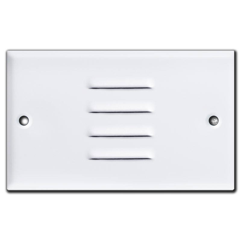 led light plate covers