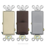20A Decora Rocker Light Switches Spec Grade Leviton 5621