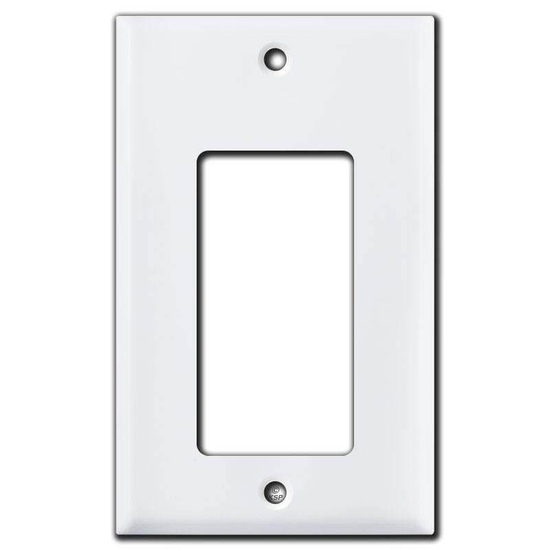 Decor Rocker Switch Locking Cover Set Kyle Switch Plates