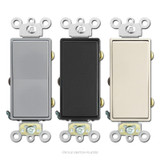 3-Way Decora Rocker Light Switches 20A Leviton 5623