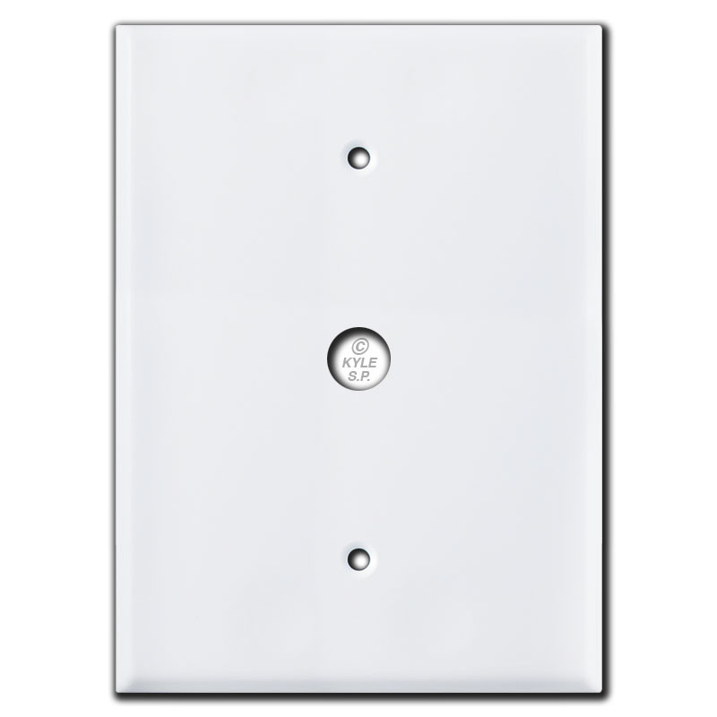 sc 1 st  Kyle Switch Plates & Large Doorbell Cover 7.5\