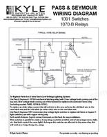 pass \u0026 seymour low voltage switch \u0026 relay wiring diagram Chevy Fuel Pump Wiring Diagram