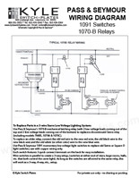 1070 b relay switch wiring diagram