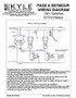 Pass & Seymour Low Voltage Switch & Relay Wiring Guide - Download