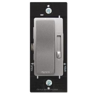 Nickel Fan Speed Control Switch Single Pole 3 Way Legrand