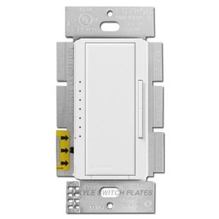Lutron Maestro CFL/LED Digital Dimmer Multi-Location 150W - White