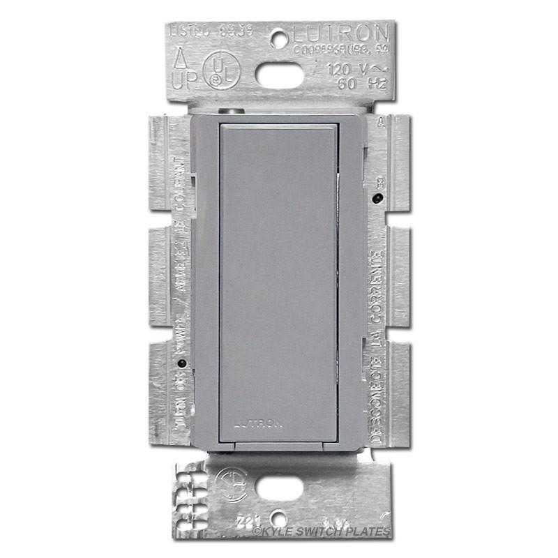 Lutron Maestro Rocker Companion Switch - Gray on