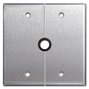 Split Stainless Steel Covers