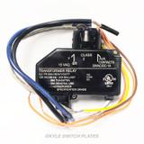 Enercon Low Voltage Pilot Light Transformer Relay TR120A