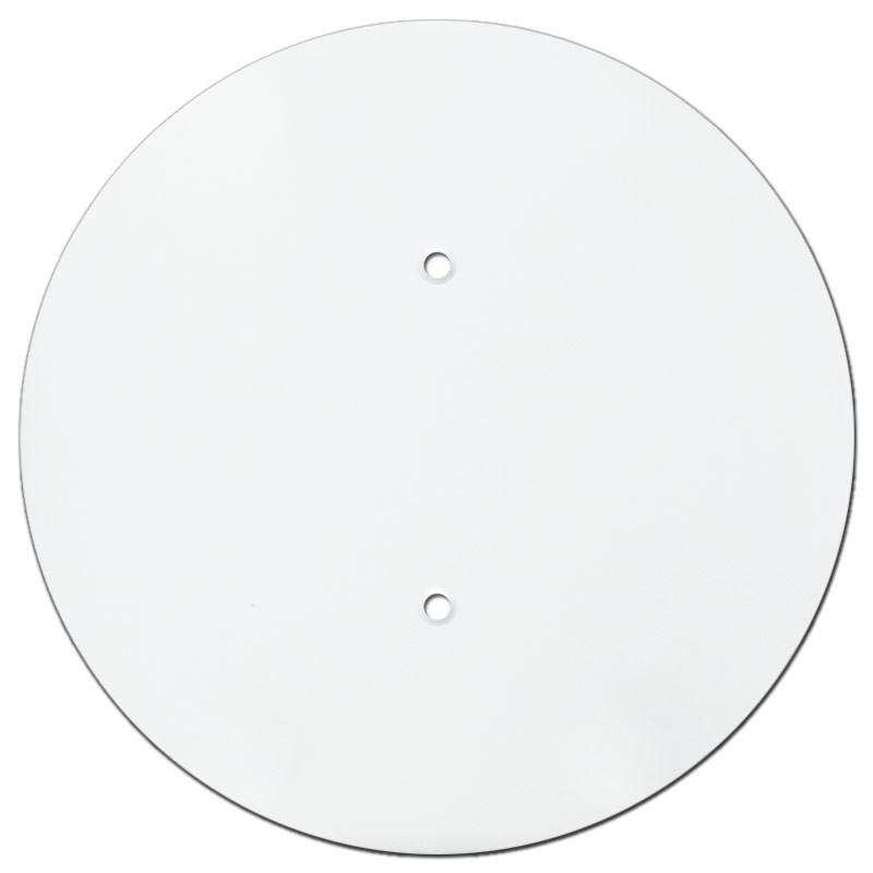 7 Blank Round Ceiling Outlet Cover For 3 25 Electrical Box