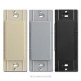 Blank Filler Insert for Decorator Wall Plates - Lutron DV-BI