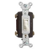 Light Almond 4 Way Toggle Switch