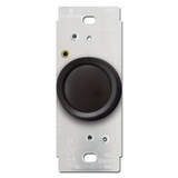 Brown Leviton Rotary Dimmer Switch