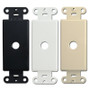 Cable or Rotary Dimmer Adapter for Decora Rocker Switch Plates