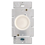 Light Almond Lutron Rotary Dimmer Switches