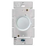 Lutron Chrome Rotary Dimmer Light Switch