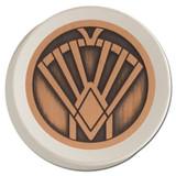 Art Deco Fan Custom Rotary Light Dimmer Knobs