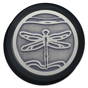 Cool Dragonfly Custom Round Dimmer Knobs