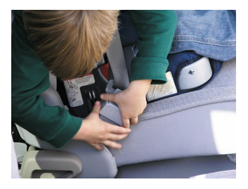 2 Tips For Car Trips With Kids - Seat Belt Extender Pros