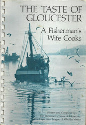 Taste of Gloucester Cook Book