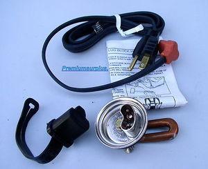 Kats 11609 600 Watt 44.5mm Frost Plug Heater