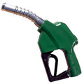 """OPW 1"""" 7HB-0100 Automatic Diesel Green Nozzle"""