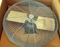 "FANTECH-3SPC24B4G-47783  24"" Air Circulator 1/4HP 208V 1 Phase Industrial Fan"