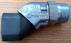 "Richards OPW  1"" X 1"" swivel"