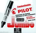(1) Black Pilot Jumbo Refillable Permanent Super Color Marker #43100