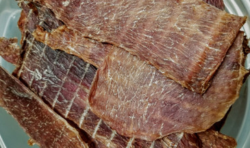Pork Loin Jerky 8 oz. Value Pack