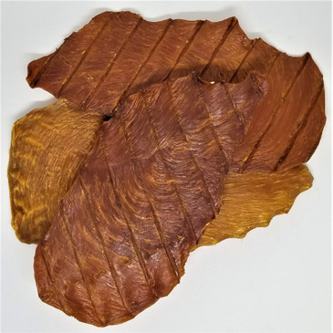 Mushyface Cookie's all-natural, Smokehouse Chicken Jerky