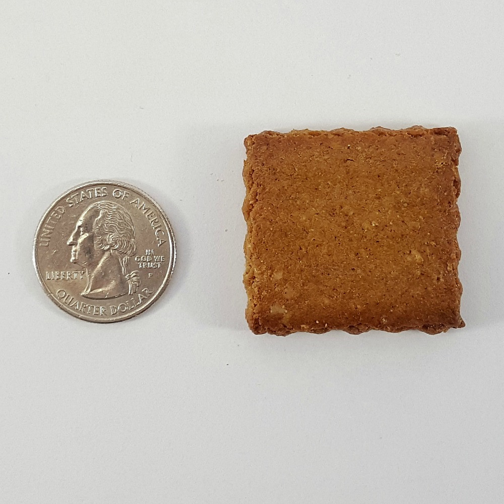 Wheat-Free Snickerdoodle Cookie for Size