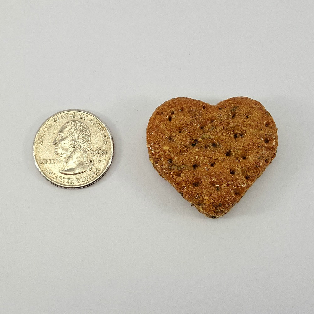 Breath Freshener Cookie for size