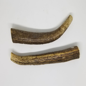 Sample of Medium Whole Antlers. Antler will vary from those shown.