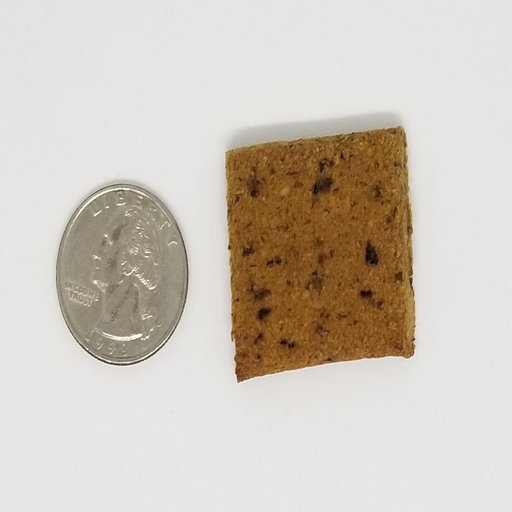 Grain-Free Bites: Pumpkin Blueberry for Size