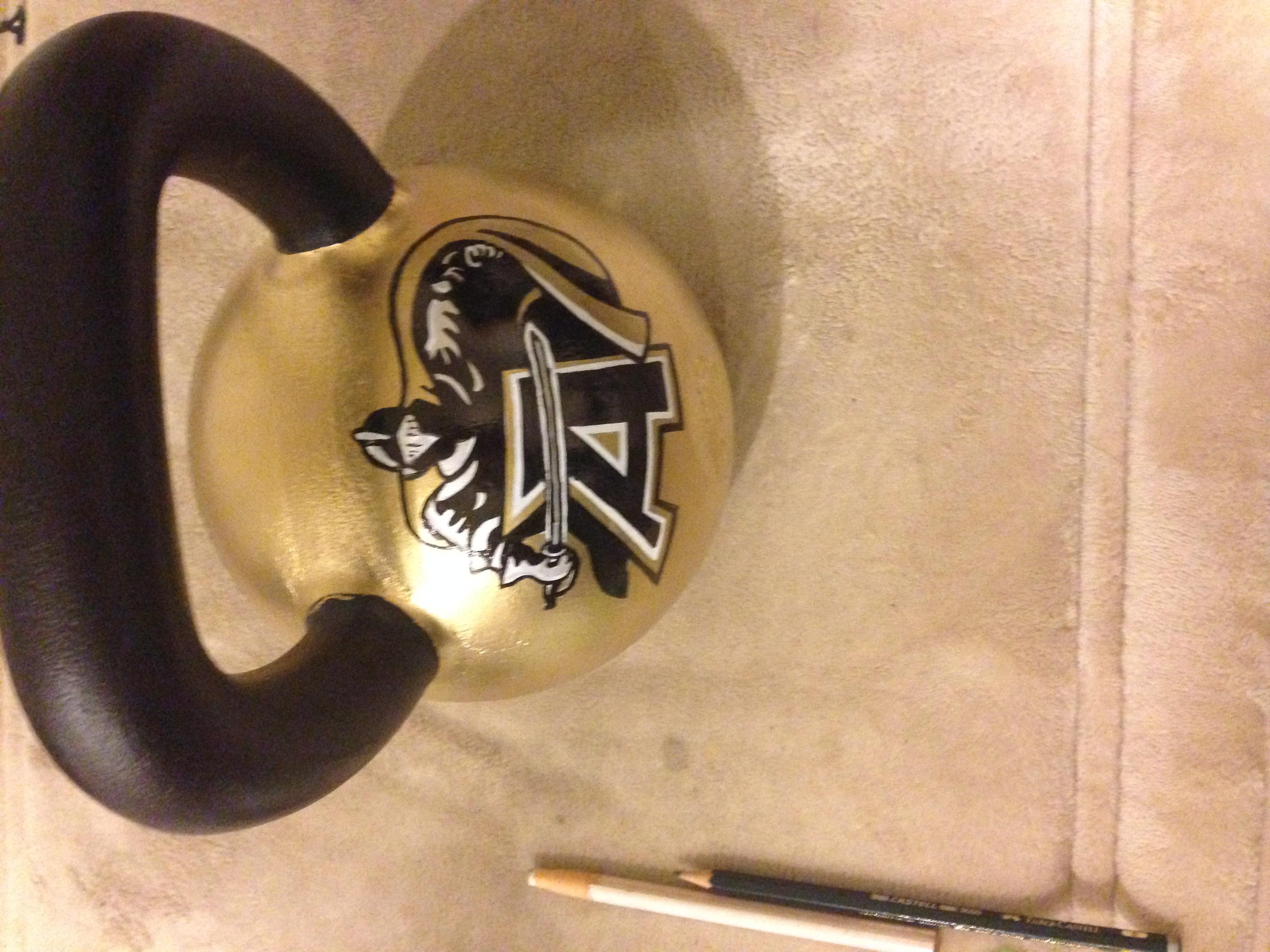 kettlebell, custom kettlebell