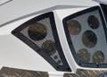 Arctic Cat ZR Series Lower Front Vent