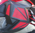 Ski-Doo XP Knee Vents