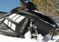 Ski-Doo REV Upper Side Vents