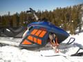 Ski-Doo REV 5 Pc Vent Kit