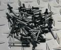 """All Aluminum Black 3/16"""" rivets"""