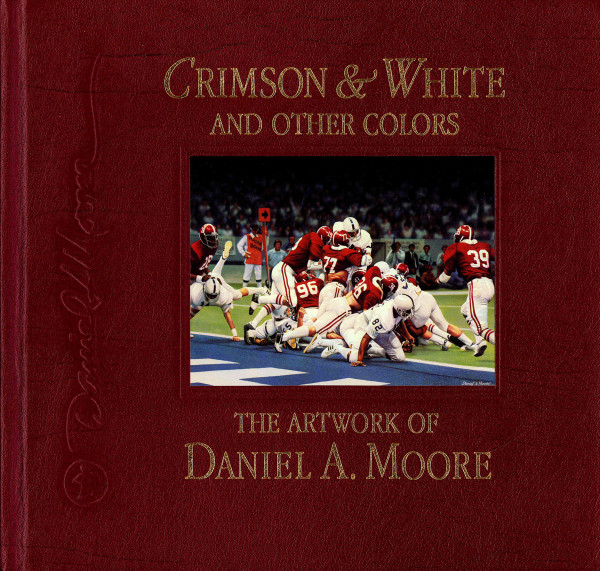 Crimson & White and Other Colors - Limited Edition Book