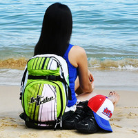 Spike Travel Backpack - Green PWC Jetski Ride & Race Gear