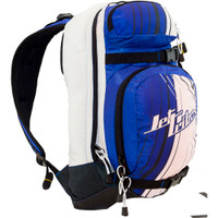 Spike Travel Backpack - Blue PWC Jetski Ride & Race Gear