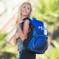 Spike Day Pack - Blue PWC Jetski Ride & Race Gear